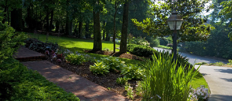Landscape Lighting in Kingsport, TN